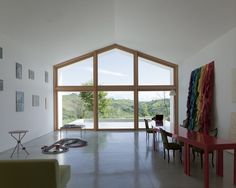 home studio for an artist-zero85 studio  foto: sergio camplone