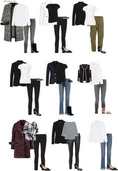 How to dress like Emmanuelle Alt | 40plusstyle.com