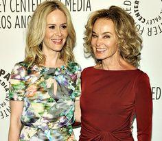 Jessica Lange & Sarah Paulson