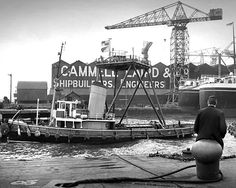 Cammell lairds, Birkenhead, Merseyside, England. My great grandfather and several of his sons worked here.