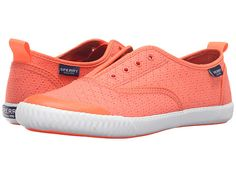 Sperry Top-Sider Sayel Clew Perf Canvas