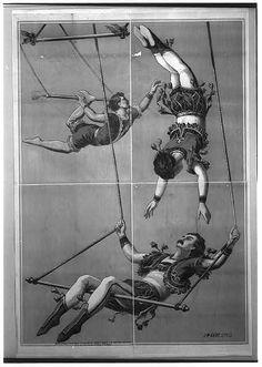 [Acrobatic act]