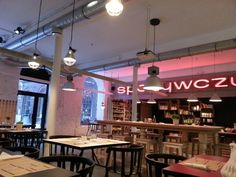 Restauracja Spółdzielnia in Łódź, Lódzkie