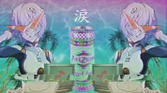 Neon Genesis Evangelion - Rei Ayanami - VAPORWAVE / AESTHETIC ...