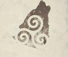 Triskele (North Mythology)