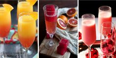 13 Next-Level Mimosas That Will Make Your Weekend Better  - Delish.com