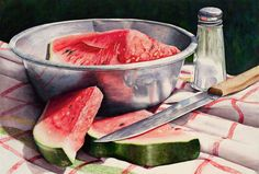 Summer Means Watermelon