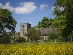 St Mary's Church, Kettlewell, Upper Wharfedale, #Yorkshire_Dales National Park, #England. https://www.flickr.com/photos/johnhoughton/8988551847/