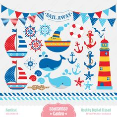 nautical clipart - Google Search