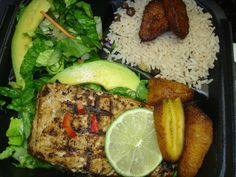 Rocksteady Jamaican Cafe and Bistro in Boca Raton, FL. Great gourmet style jamaican food at a great price.