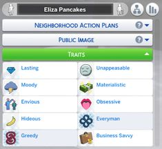 Sims 4 Game Mods, Sims 4 Mods, Sims 4 Traits, Sims 4 Mm Cc, New Mods, Custom Icons, Sims 4 Cc Finds, Sims 4 Custom Content, Cas