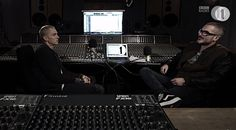 Eminem Interview @ Abbey Road Studios for BBC Radio 1 (4 Clips)
