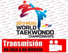 Mundial Muju en vivo y en directo. Apoyando a la Selección Colombia de Taekwondo, mi patria querida en Corea