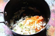 Vegetable Clear Soup Recipe / Veg Clear Soup Recipe - Yummy Tummy Veg Cutlet Recipes, Cutlets Recipes, Veg Clear Soup Recipe, Mixed Vegetables, Veggies, Soup Recipes, Salad Recipes, Soups, Lunch