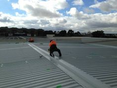 At Roofless Roofing we take pride in our work and produce only the highest quality of metal roofing services using the finest manufactured materials which include, Australian BlueScope Steel, Zincalume and Colourbond Metal Sheets.  Please do contact us at - http://www.rooflessroofing.com.au/projects-corrugated-roofing-kliplok-zincalume/