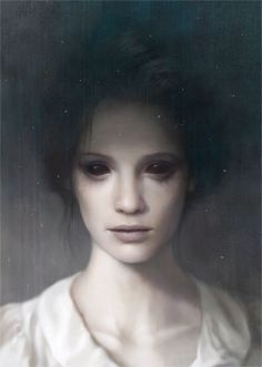 Lilith (Tom Bagshaw) I recognize that look: She pulled a couple of all-nighters because she has a book deadline, too!