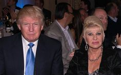 Two news outlets say the public has a right to know if Donald Trump raped Ivana. They want a judge to unseal Trump's divorce papers. Such records are almost always sealed by law in New York.