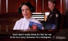 """One of my favorite 30 Rock moments... Suzi & I quote this one all the time :)    """"excuse me, imperial guard... how long do these arson trials typically last..."""""""