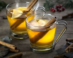 The Hot Toddy and 7 Other Hot Cocktails to Warm Your Winter