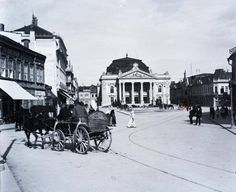 El teatro Szigligeti (1907)