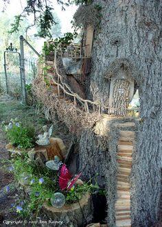 Fairy Garden redone 2013 | Flickr - Photo Sharing!