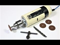 How to Make a High Speed Powerful ROTARY TOOL // 23000+ rpm - YouTube