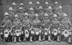Black Watch 1900 So Africa