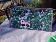 Tula Pink Bionic Gear Bag Acacia Blueberry by CavanaughHouse