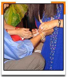 Festival of Raksha Bandhan