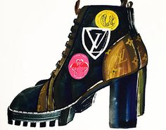 """Check out new work on my @Behance portfolio: """"Drawings (Fashion)"""" http://be.net/gallery/50199587/Drawings-(Fashion)"""