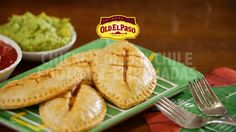 nice Game day doesn't get any better than these easy and tasty football empanadas. Healthy Superbowl Snacks, Quick Snacks, Empanadas Recipe, Brunch, Yummy Food, Tasty, Party Food And Drinks, Party Snacks, Football Food