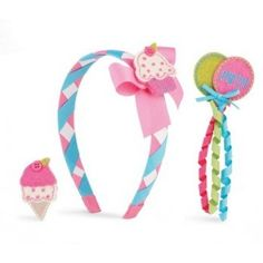 Girls Birthday Snap Headband Set by Mud Pie *** This is an Amazon Affiliate link. You can get more details by clicking on the image.