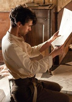 Ben Whishaw in Cloud Atlas, directed by Tom Tykwer, Lana Wachowski and Andy Wachowski Ben Whishaw, Cloud Atlas 2012, Film Science Fiction, Brideshead Revisited, The Danish Girl, Le Male, Another World, Secret Life, Film Movie