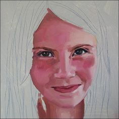 How to Paint Portraits from Photographs: A Step-by-Step Oil Paint Tutorial +
