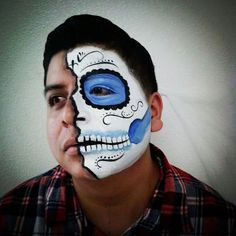 sugar skull Face Paintings By one of San Diego's Top Face Painters Ramona Williams.  www.welike2partysd.com www.facebook.com/welike2partysd  #bouncehouseRentalsSanDiego  #FacePaintingSanDiego #kidsparty #kidsparties#facepainting  #welike2partsd #hairfeathers   #mobilepettingzoo #mobileminipettingzoo #welike2partysd.com