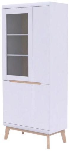 Typisk - Lisa Opbergkast - Wit 499 euro, 185cm hoog, 80 cm breed