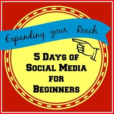 Social media tips to grow your blog - day 2 of 5 Days of Social Media for Beginners!