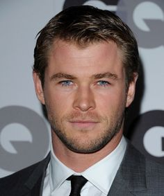 Chris Hemsworth, sexiest Aussie I know.