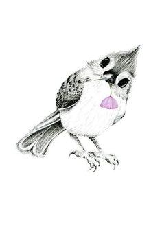 10 Cutest Bird Tattoos For Women #TattooIdeasForMoms