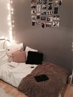 gray tumblr rooms - Google Search