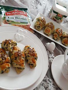 Emel'in Mutfağı: Muratbey Sürmeli ve Lor Peynirli ,Ispanaklı Rulo P...