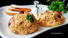 Na To Mam Ochotę: Najlepsze Domowe Pączki Mashed Potatoes, Dip, Grains, Chicken, Meat, Ethnic Recipes, Food, Whipped Potatoes, Salsa