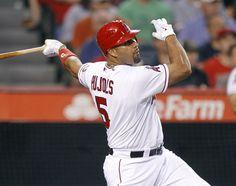 Pujols 3 run homerun