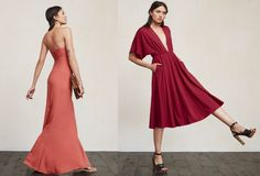 The Reformation - Best Places to Shop For Vegan Fashion #vegan #veganfashion
