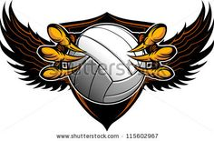 Volleyball Clipart Vector and Illustration. Volleyball clip art vector EPS images available to search from thousands of royalty free stock art and stock illustration creators. Vector Clipart, Vector Art, Eps Vector, Vector Graphics, Volleyball Clipart, Volleyball Tattoos, Eagle Mascot, Eagle Claw, Eagle Wings