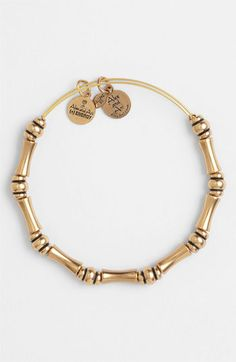 Alex and Ani 'Bamboo' Expandable Wire Bracelet | Nordstrom