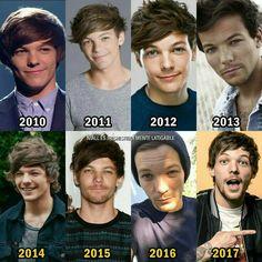 Sdds do Louis de 2015♥