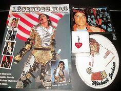 Lot Rare Michael Jackson Collectibles. 2 Patches, Necklace Pendant, Photo Book - http://www.michael-jackson-memorabilia.com/?p=2815