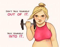 Bust those excuses. #motivation | via @SparkPeople