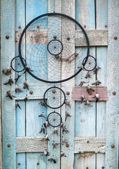 Earthbound Trading Co. Black Dream Catcher, Dream Catchers, Earthbound Trading Company, Beautiful Dream, Hanging Art, Unique Outfits, Pretty Pictures, Happy Friday, Clock